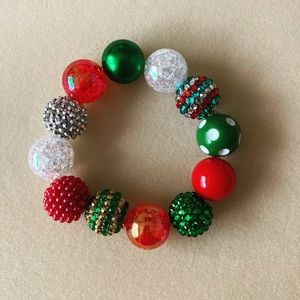 Handmade Christmas Party Bracelet